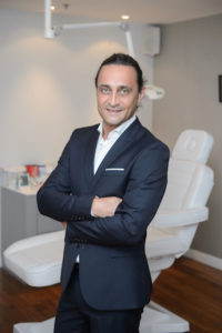 About the founder Dr. Richard Diacakis He clinic Bangkok
